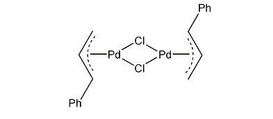 Di-μ-chlorobis[(1,2,3-η)-1-phenyl-2-propenyl]dipalladium(II)